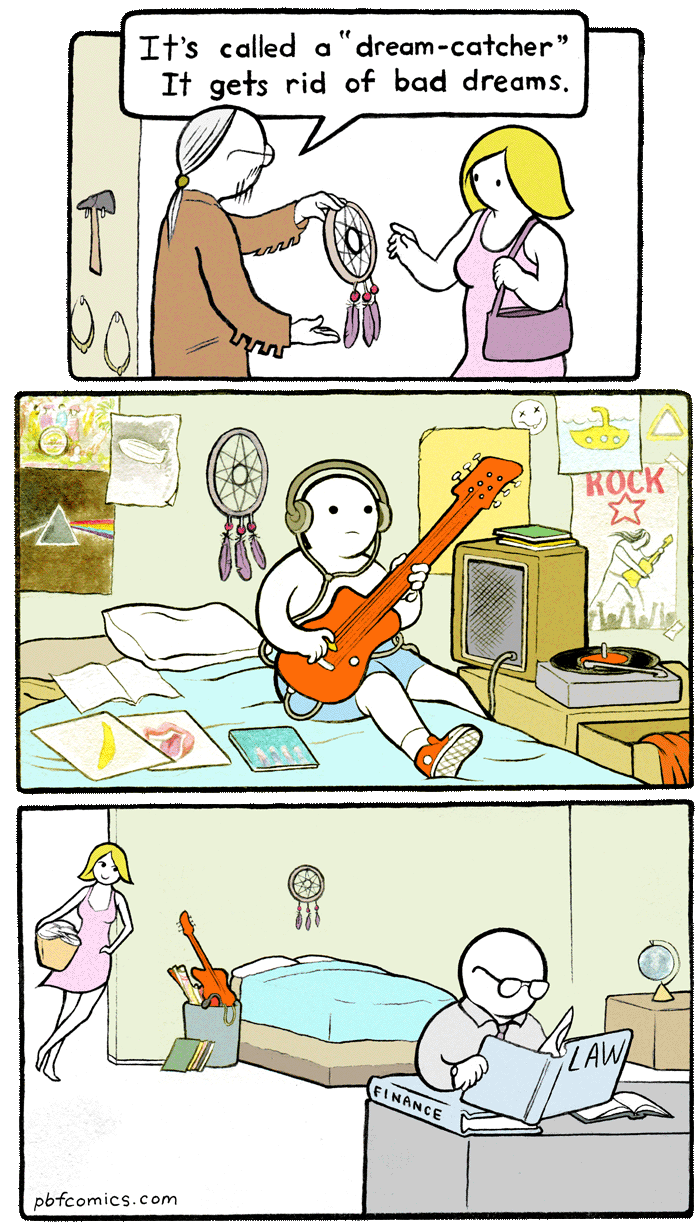 Dreamcatcher - Better parenting through the Perry Bible Fellowship