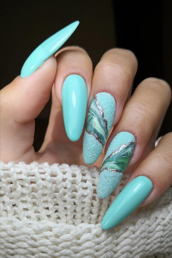How to create natural pastel nails - Fashion Girl'S Blog