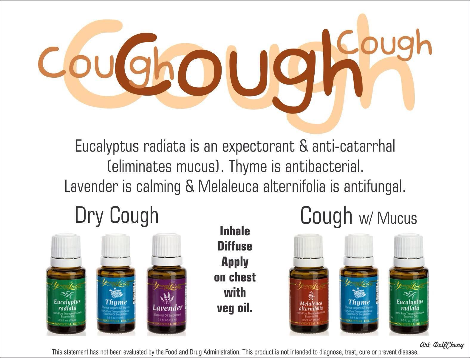 Cough To Our Health Essential Oils For Cough
