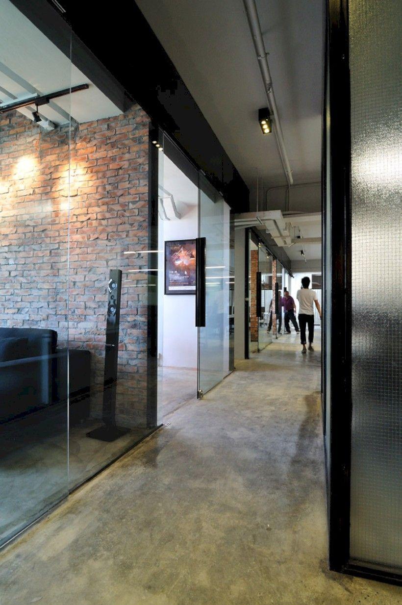 Exposed Concrete Walls Ideas Inspiration: 40 Exposed Concrete Walls Inspiration Ideas