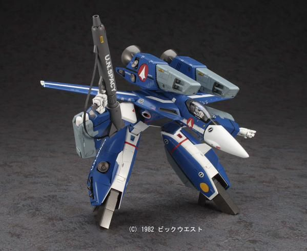Hasegawa has Macross love-remember or VF-1A Super Battroid Valkyrie 1//72
