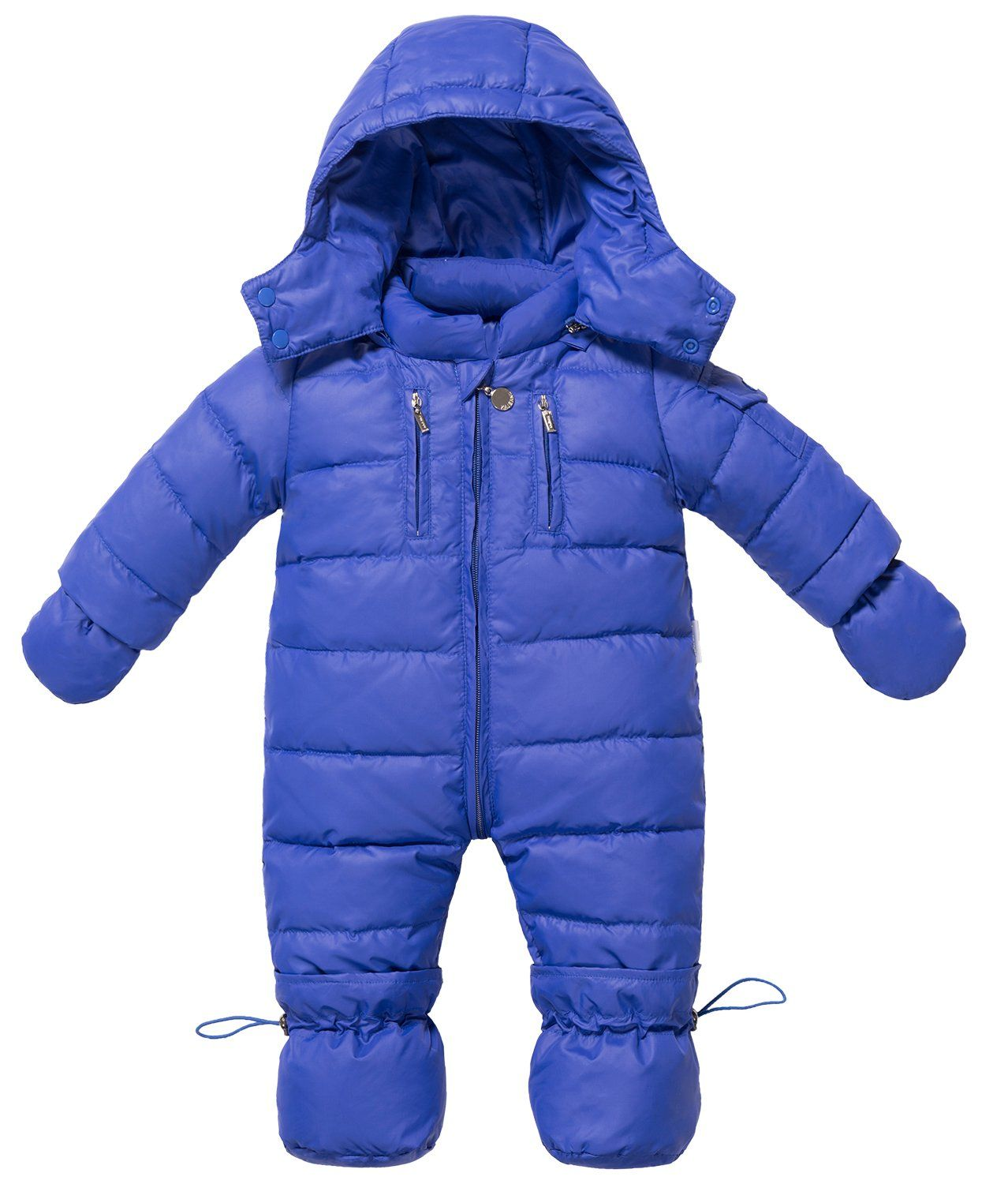 a5883d07a ZOEREA Infant Newborn Baby Hoodie Down Jacket Jumpsuit Pram Snuggly ...