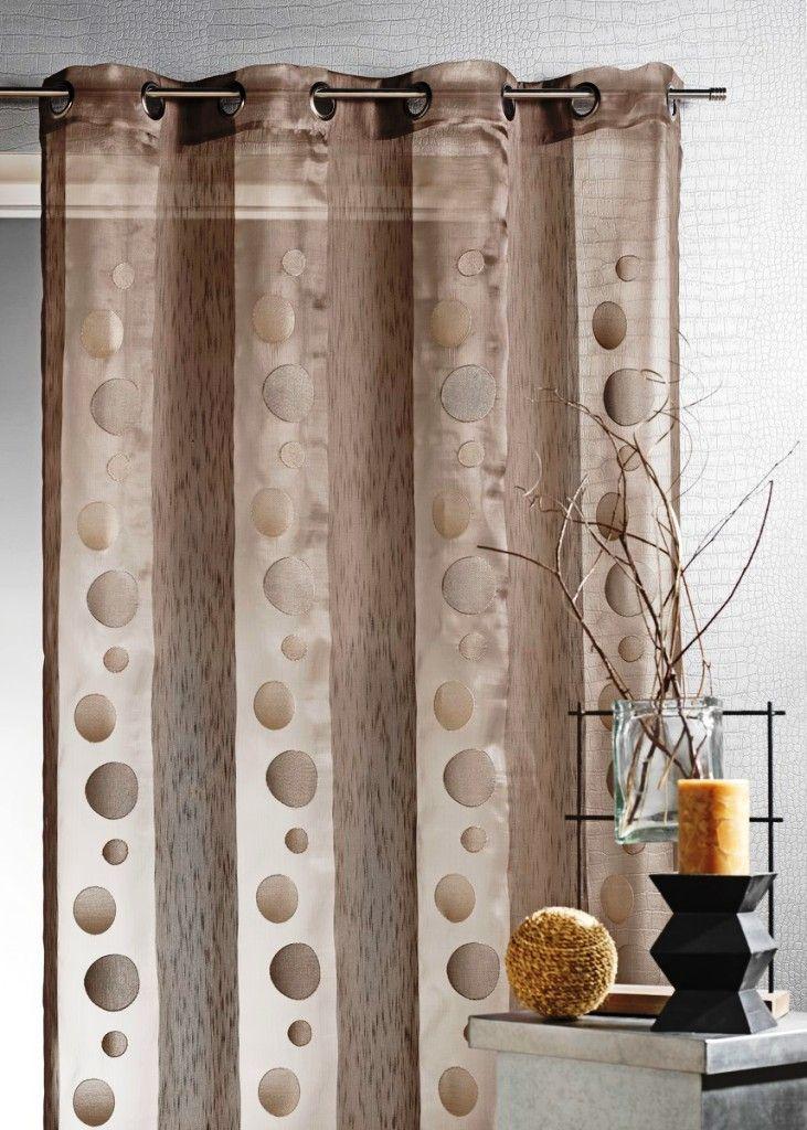 rideau pas cher babou. Black Bedroom Furniture Sets. Home Design Ideas