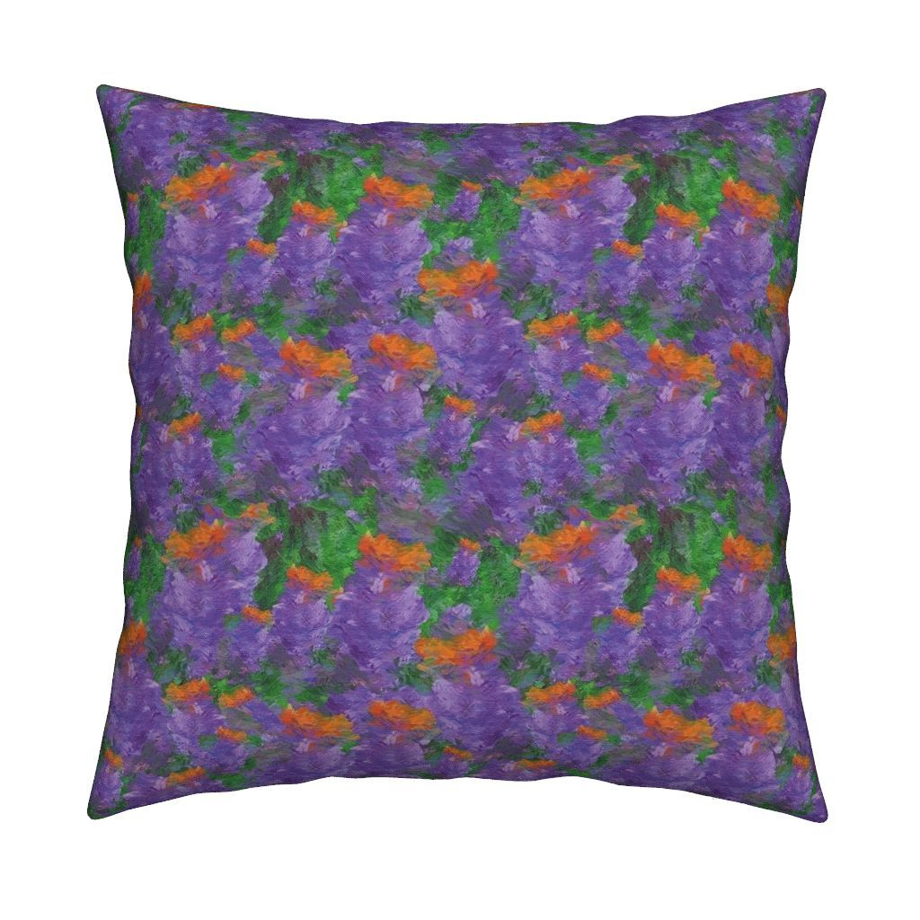Catalan Throw Pillow featuring Rogue Poppy (small) by anniedeb | Roostery Home…