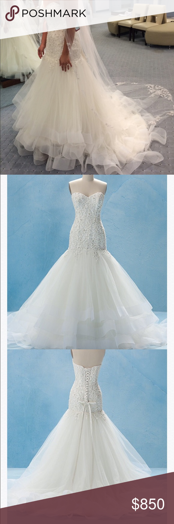 Cinderella wedding dress alfred angelo  Alfred Angelo Cinderella Wedding Dress Alfred Angelo Cinderella
