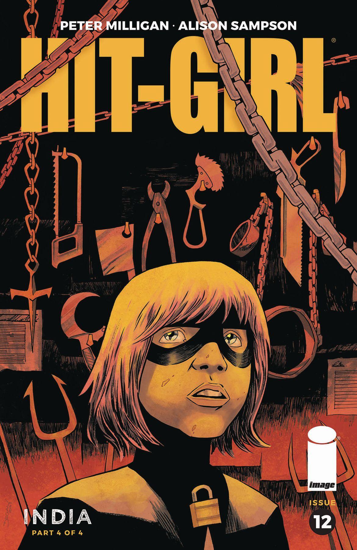 Hitgirl season two vol 1 january 2020 issue 12