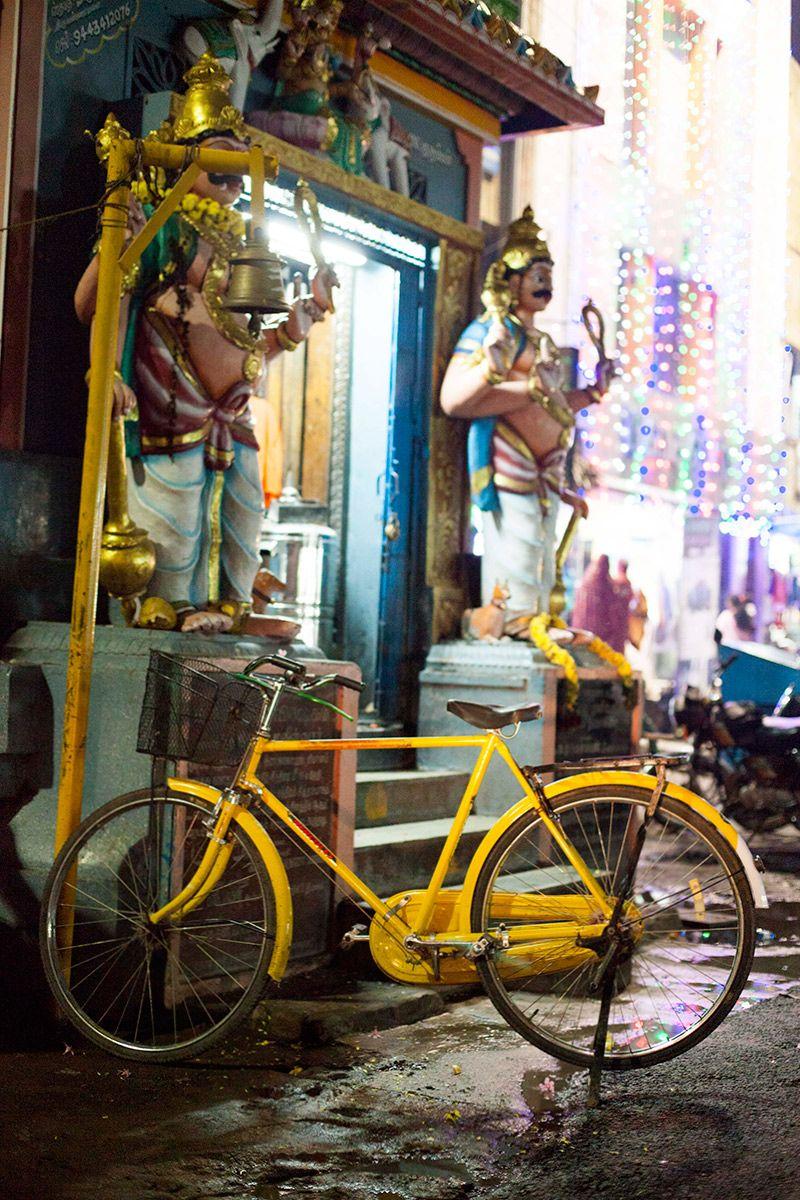TAMIL NADU PART 2 TRAINS & TEMPLES Bicycle, Tamil nadu