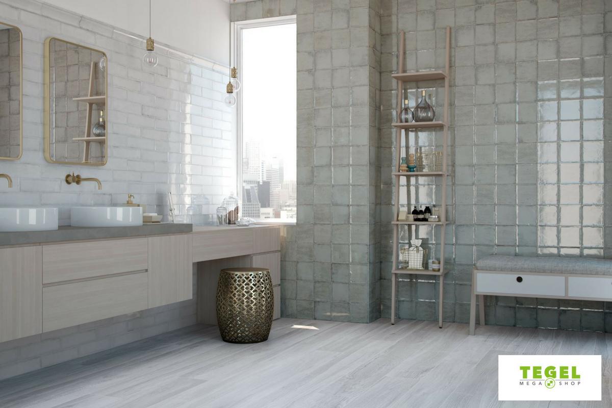 Afmeting Toilet Badkamer : Wandtegel alchimia pearl badkamer impressie foto s