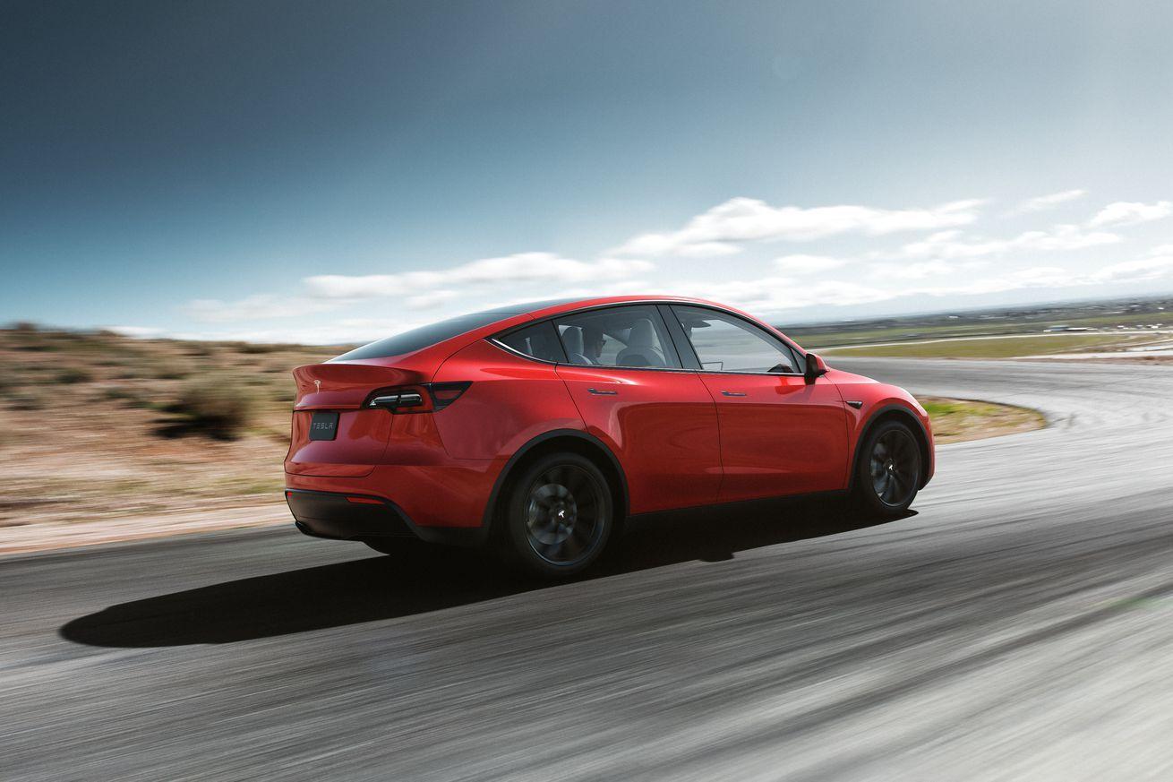 Tesla Model Y Preorders Are Now Live New Tesla Crossover Suv
