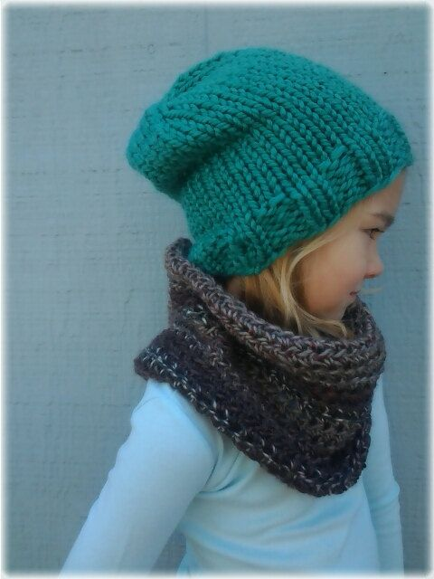 Crochet Cowl | Kids | Pinterest | Lana, Damas y Ganchillo