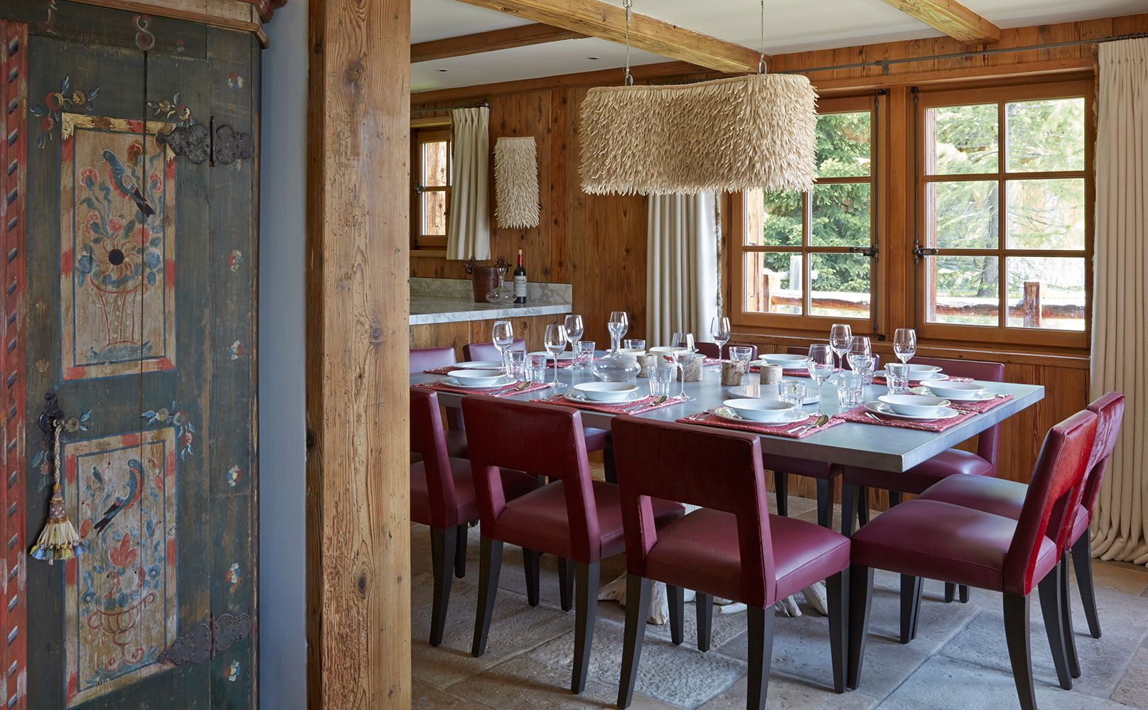 INTERIOR DESIGN ∙ CHALETS ∙ Swiss Chalet - Todhunter Earle & INTERIOR DESIGN ∙ CHALETS ∙ Swiss Chalet - Todhunter Earle | crans ...