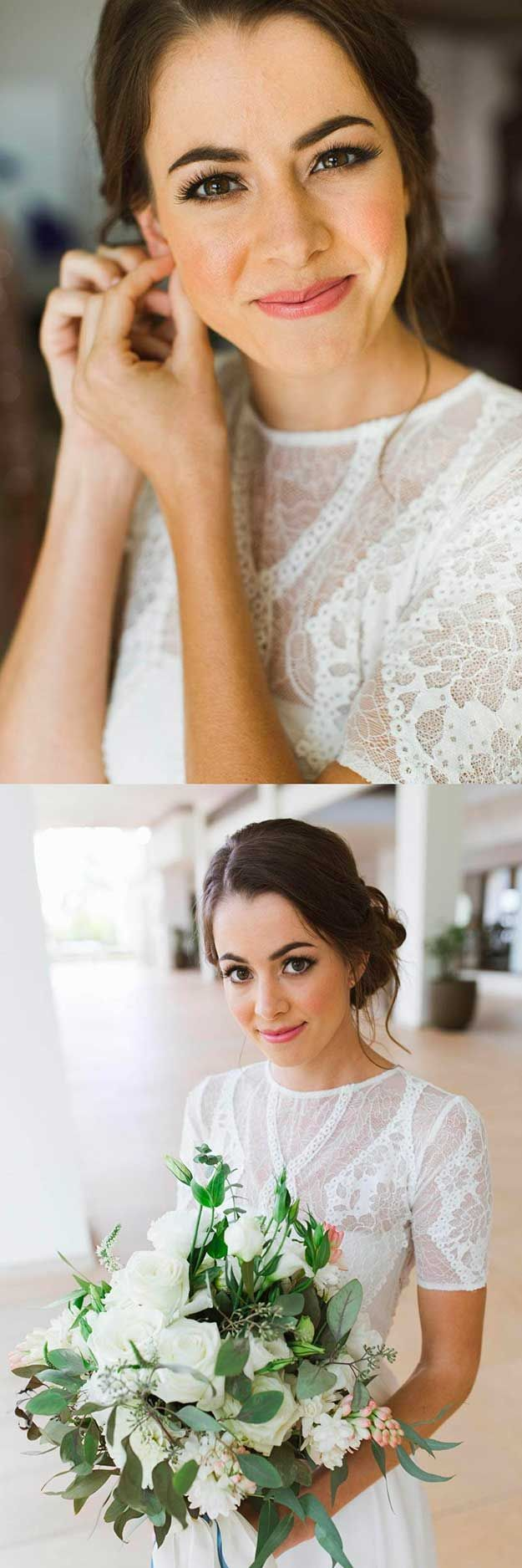 Photo of 23 Natural Wedding Makeup Ideas – Natural Wedding Makeup Ideas – #Wedding … – #ho …