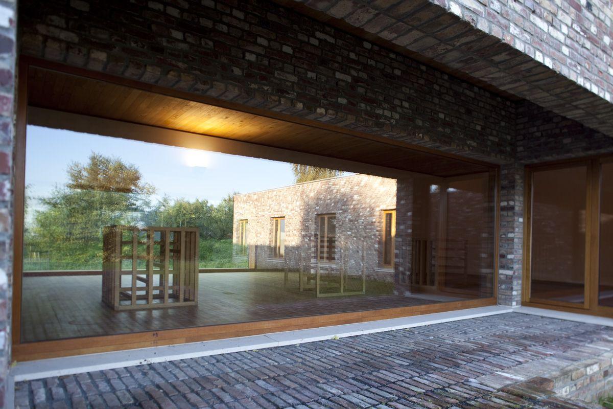Architekt Neuss com rudolf finsterwalder architekten pavilion insel hombroich