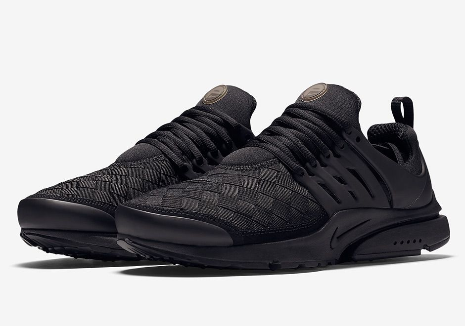 d4d9b6d74b92 netherlands check out this triple black nike air presto woven ae65f 23465