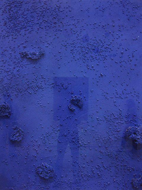 Yves Klein Blue Sponge Yves Klein Blue Yves Klein Klein Blue