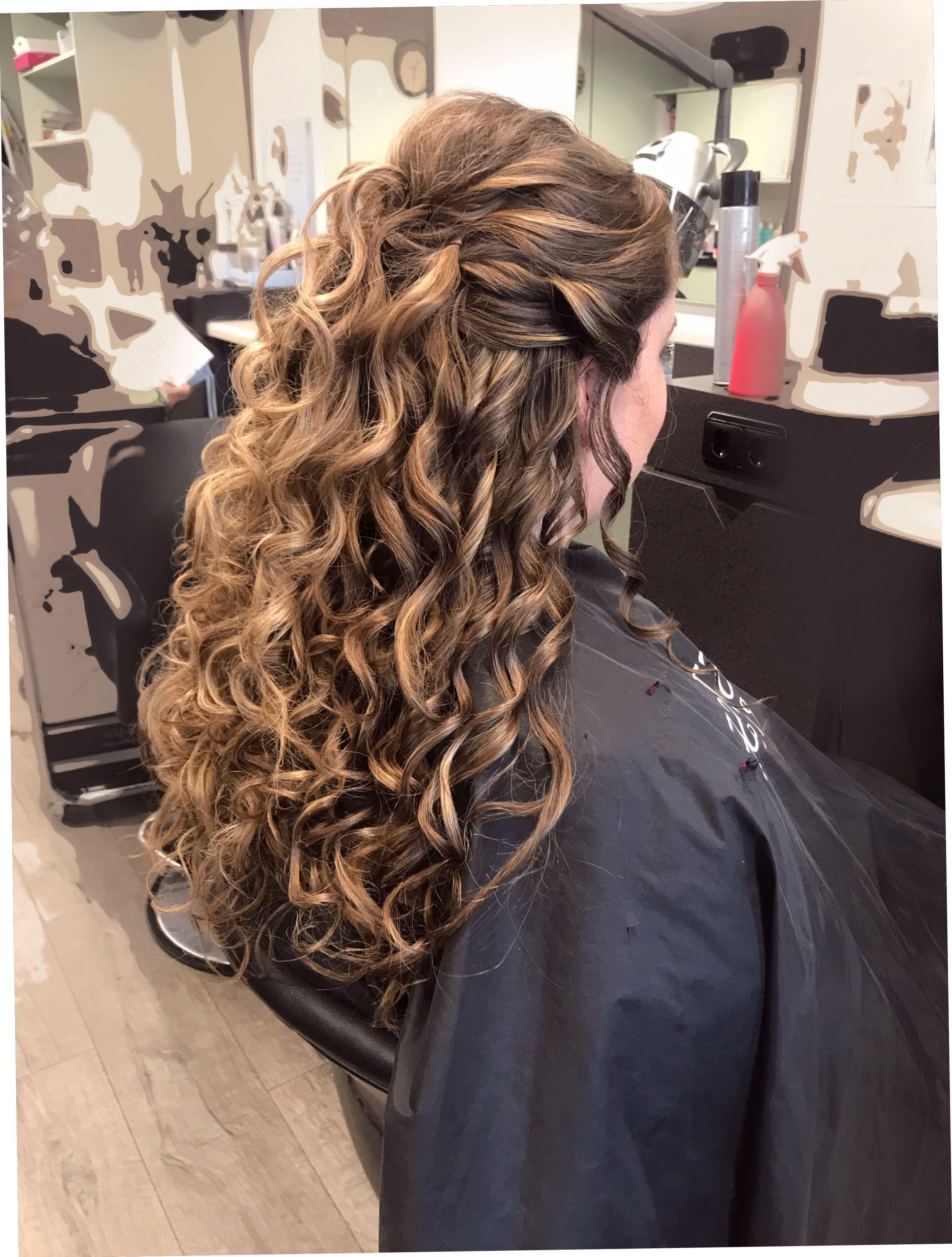 Beste Party Frisuren Langes Haar Locken Beste Frisuren Haar Langes Locken Party Party Hairstyles For Long Hair Long Hair Styles Hair Styles