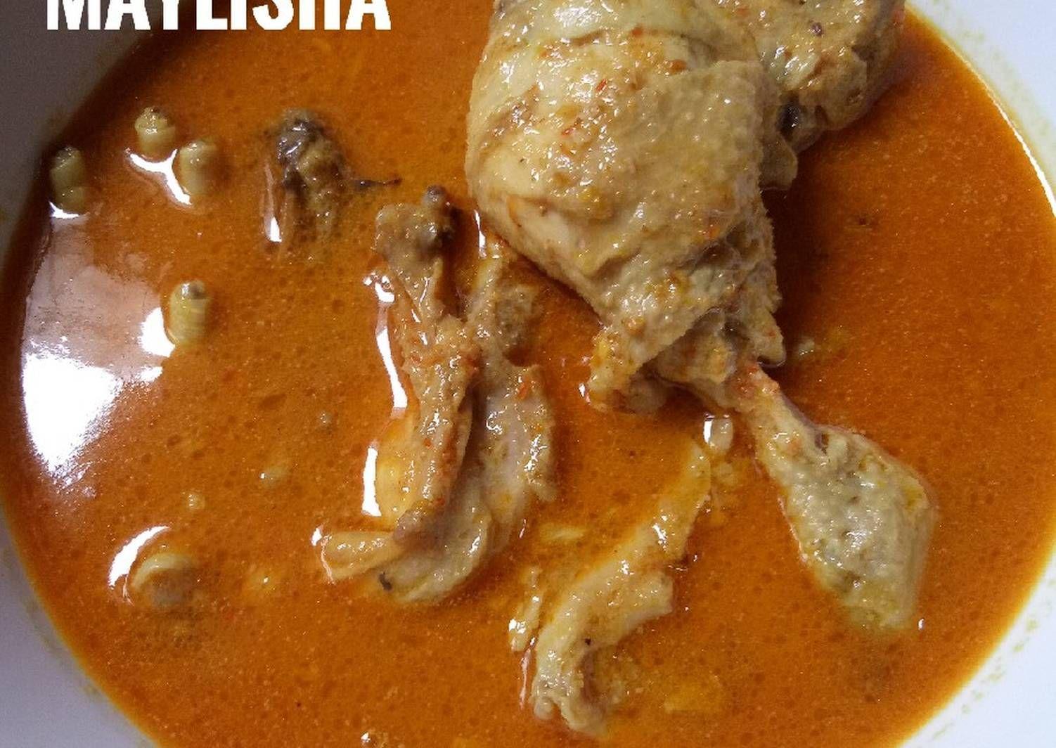 Resep Kari Ayam Medan Oleh Maylisha Resep Makanan Dan Minuman Resep Masakan Resep