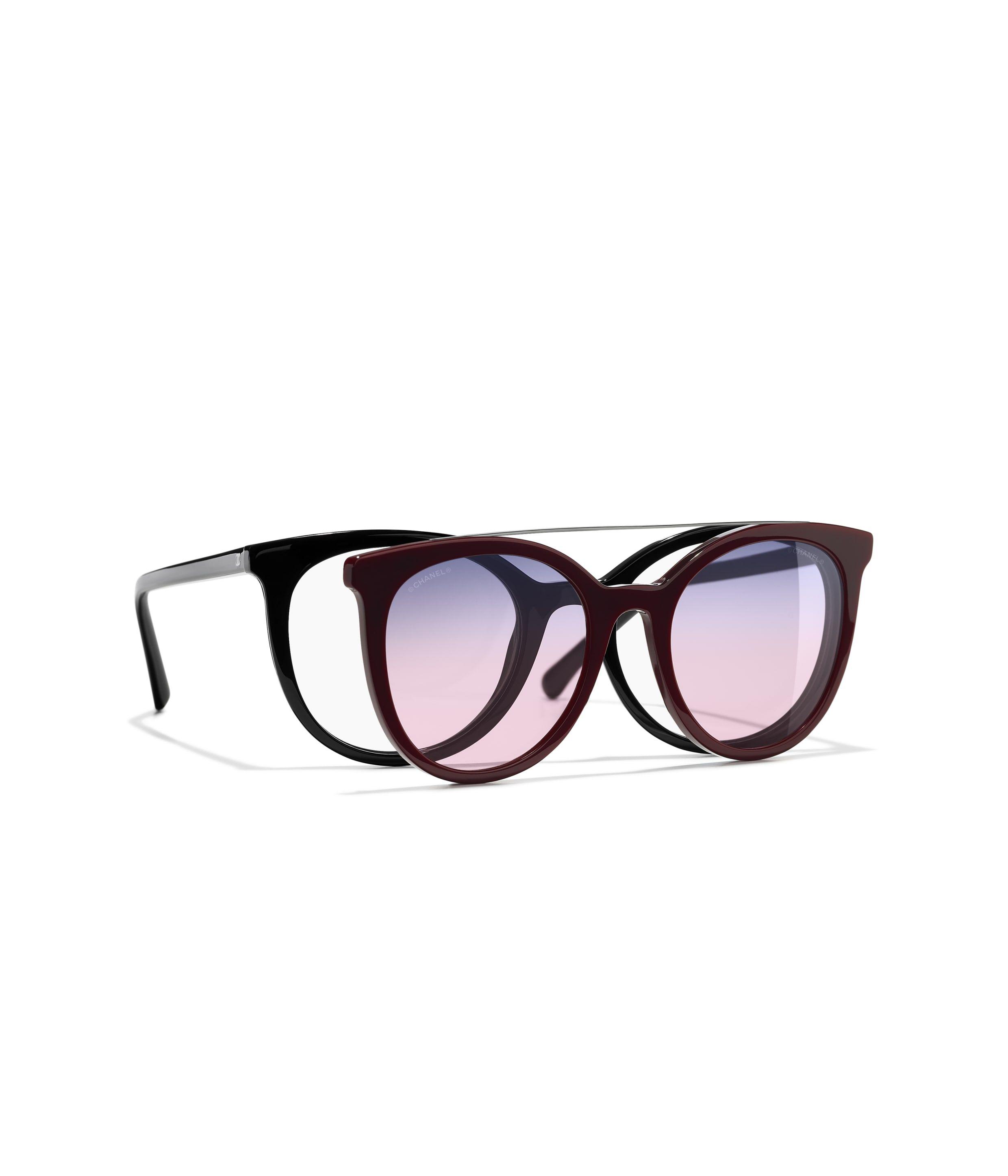 87481b23e0 Eyewear | CHANEL | CHANEL | Chanel sunglasses, Clip on sunglasses ...