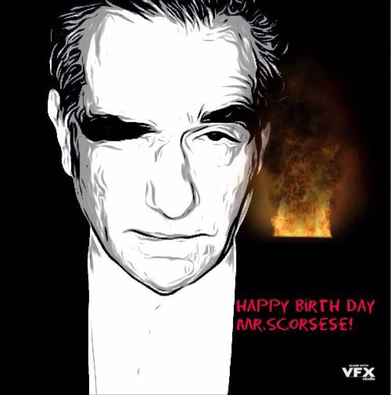 Mr Scorsese