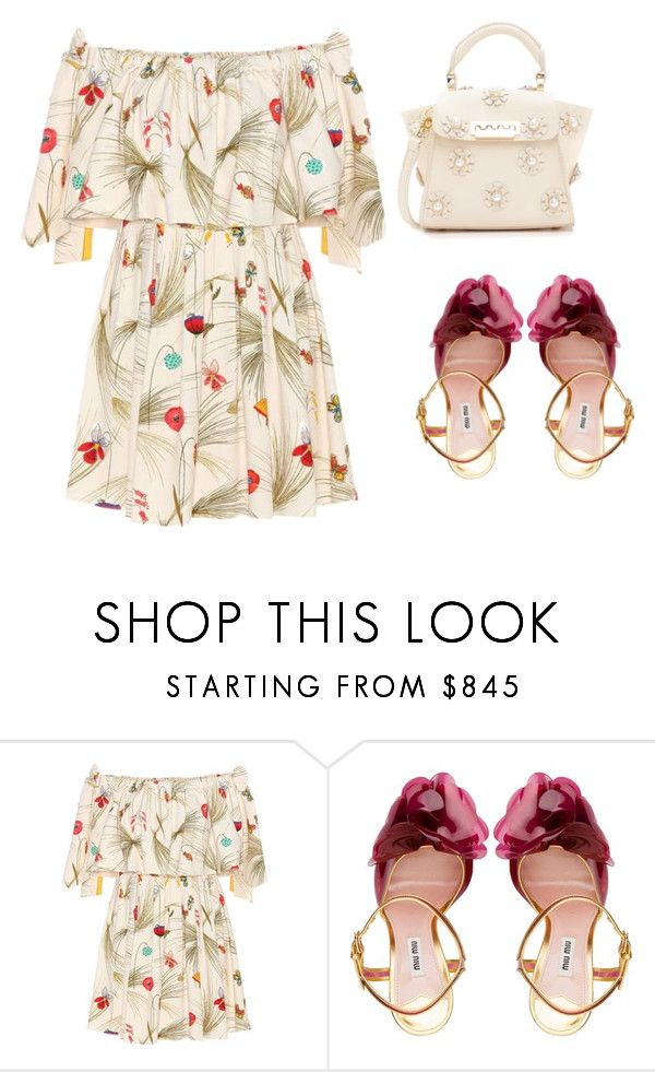 """Untitled #7"" by jesy-688 ❤ liked on Polyvore featuring Fendi, Miu Miu and ZAC Zac Posen"