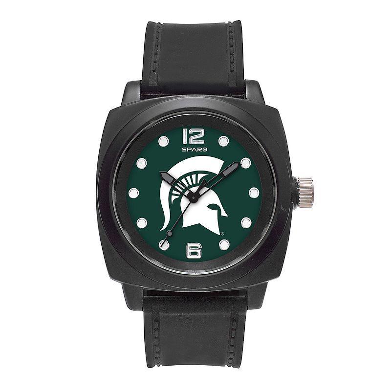 Men's Sparo Michigan State Spartans Prompt Watch, multicolor