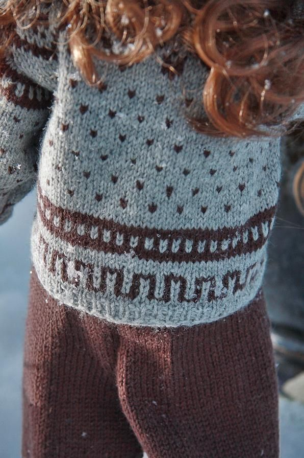 Internets most beautiful doll clothes knitting patterns
