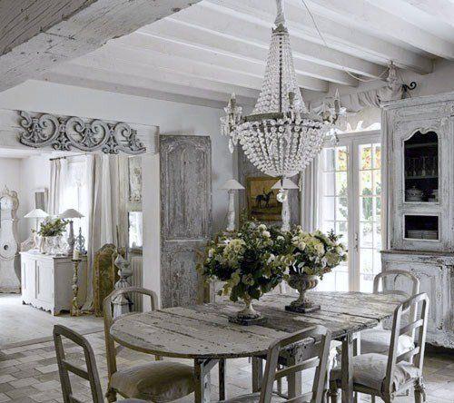 Rustico elegante mix de estilos mix de estilos for Casa rustica classica