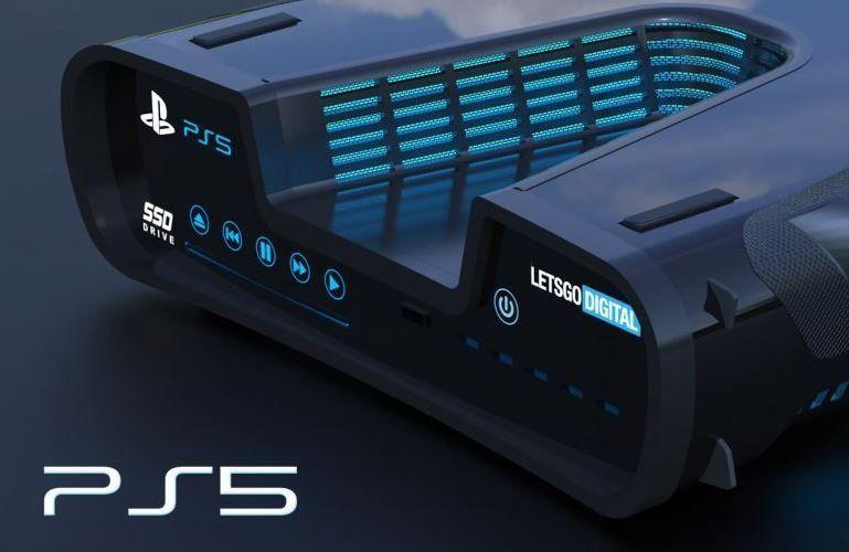 Sony S Next Gen Playstation 5 Looks Amazing In These New 3d Renders Playstation 5 Playstation Sony Playstation