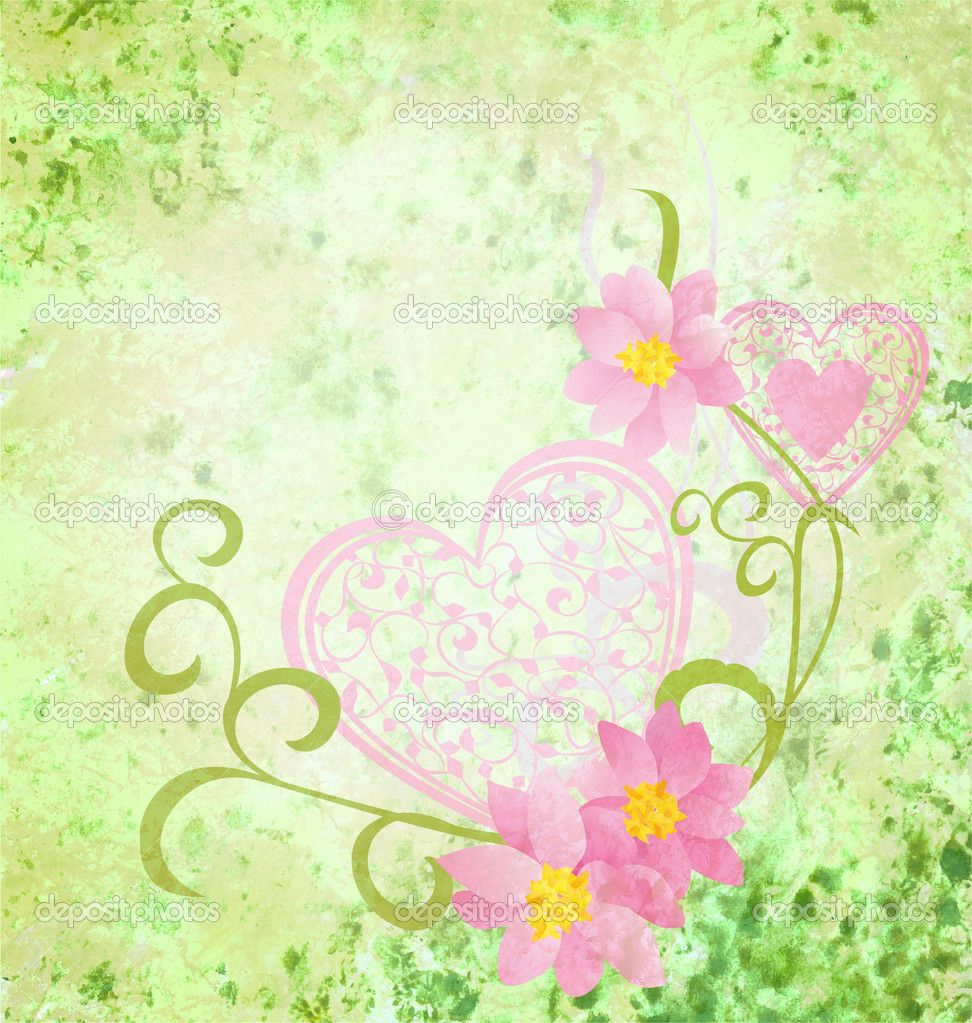 Pink Vintage Backgrounds