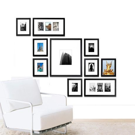 Great wall frame composition (.......... they\'re using one really ...