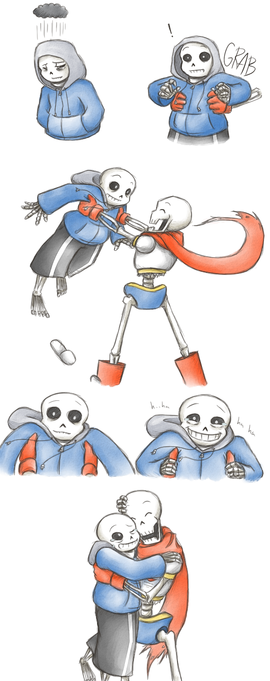 which papyrus loves you