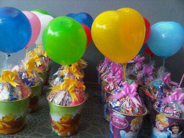 Toddler Party Goody Bags