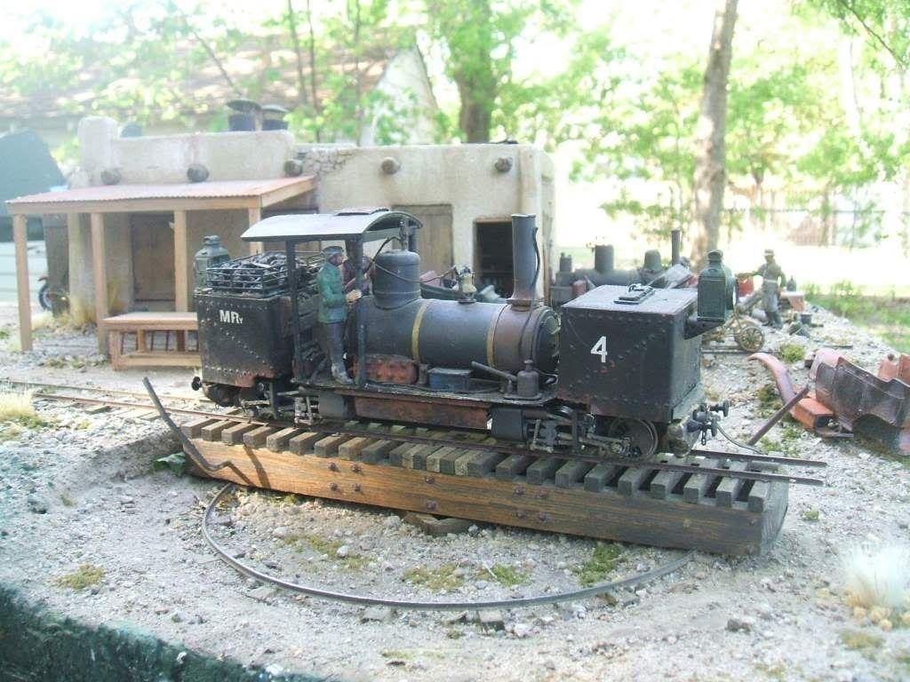 An American Garratt Narrow Gauge Model Railroad Forums Model Railroad Model Trains Model Train Layouts