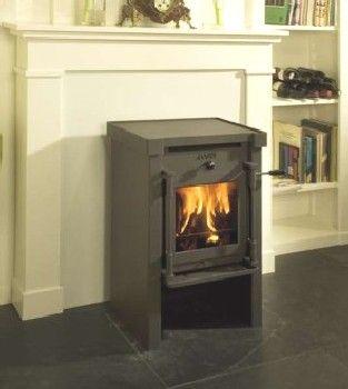 die klassischen kachelofen von castellamonte sind echte blickfanger, janus 6 mini klein maar fijn 6 kw | floor for ☆ fireplaces | pinterest, Ideen entwickeln