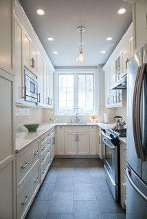Piccola cucina ad U | Kitchen Forniture | Pinterest | Cucine piccole ...