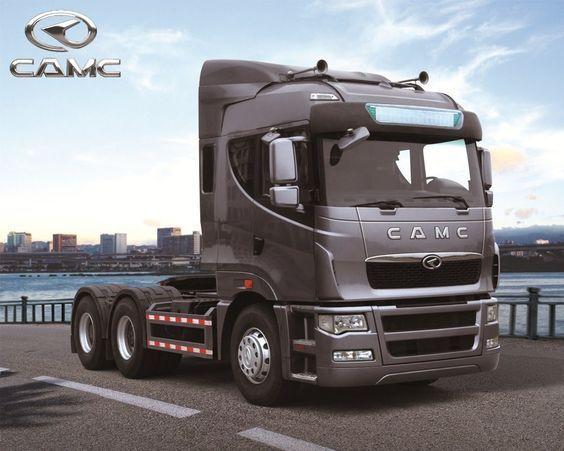 Tracto Camion Con Cabina H08 Ceskytrucker Chinatruck