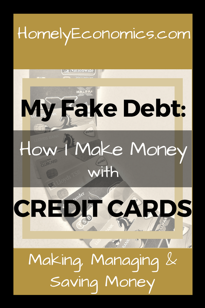 My Fake Debt How I Make Money From Credit Cards Debt Relief