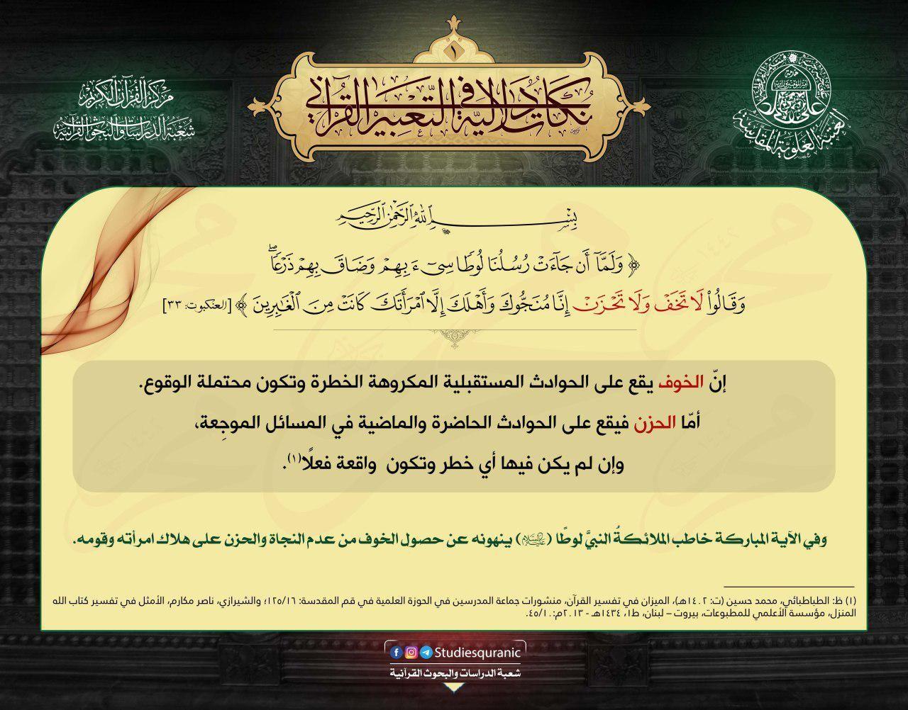 نكات دلالية في التعبير القرآني Movie Posters Poster Movies