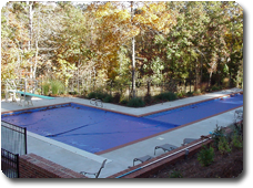 Automatic Safety Covers Pool Cover