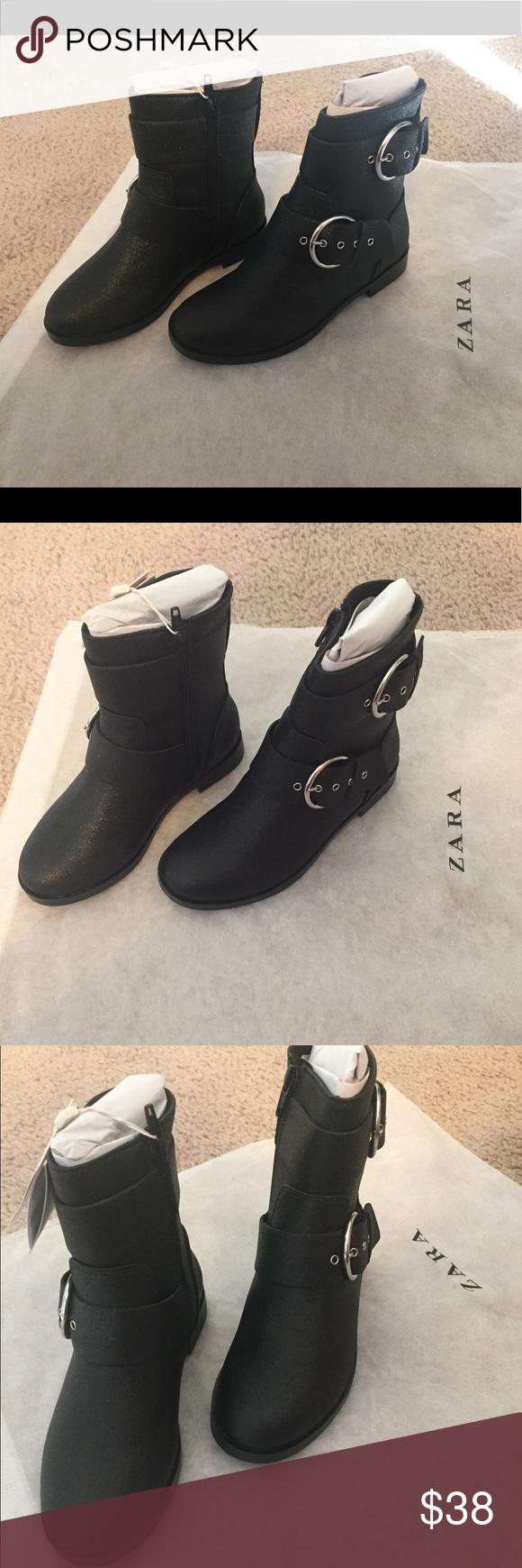Zara boots for toddler girl nwt | Toddler girl boots, Zara ...
