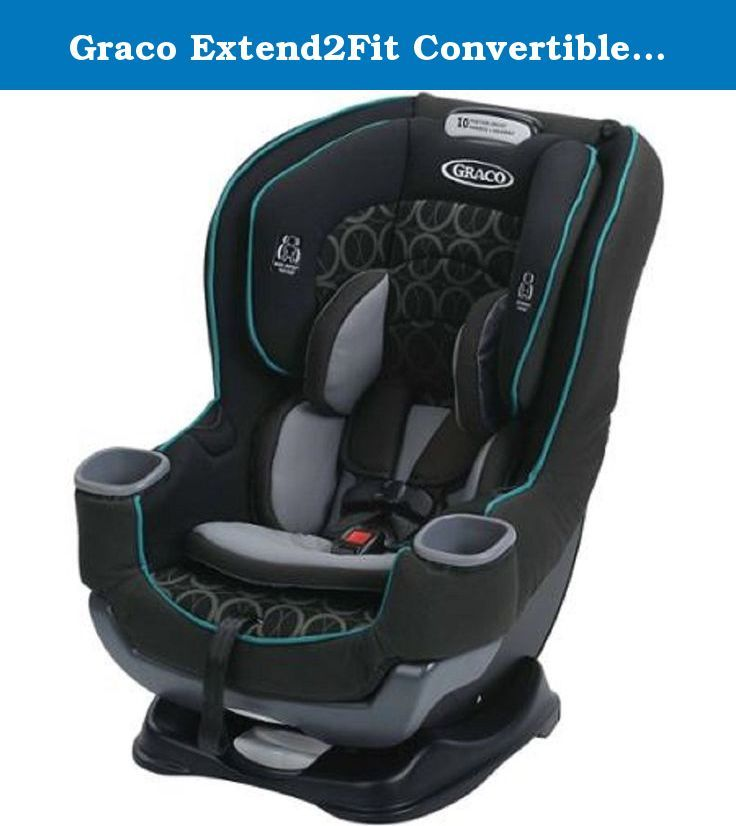 Graco extend2fit convertible car seat valor the american