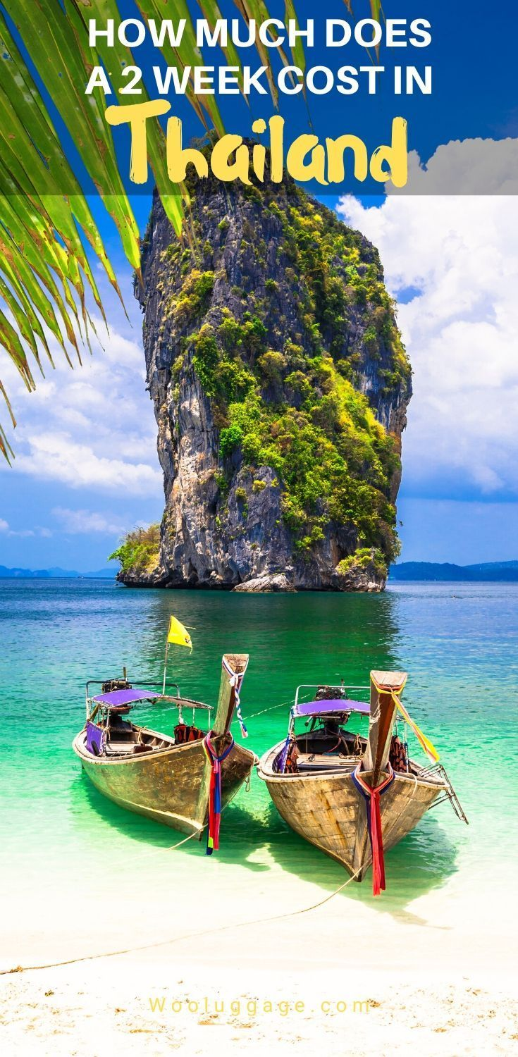How Much Does a 2 Week Trip Cost To Thailand Amazing
