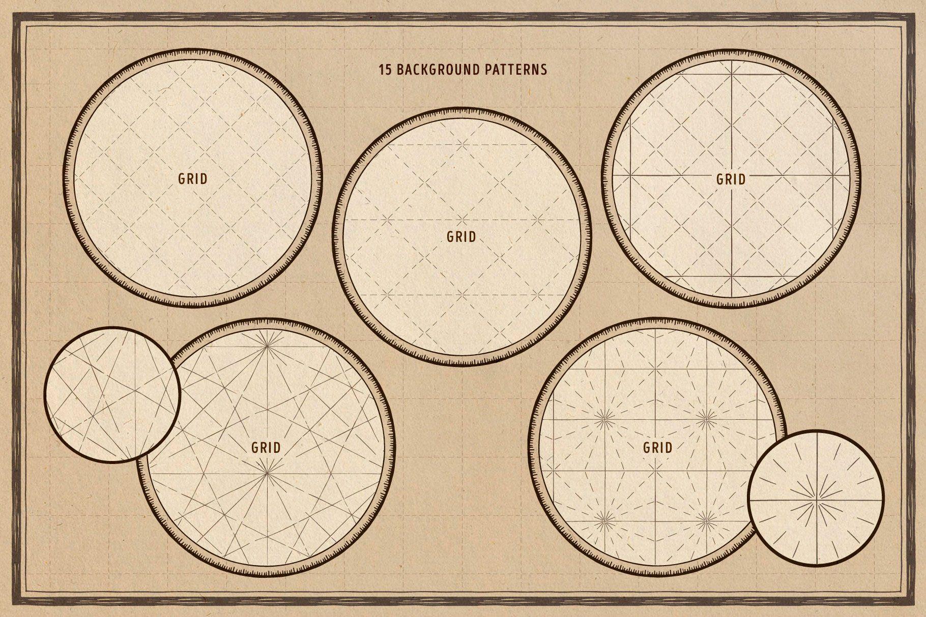 Magic Lands Vintage Map Creator in 2020 Vintage map
