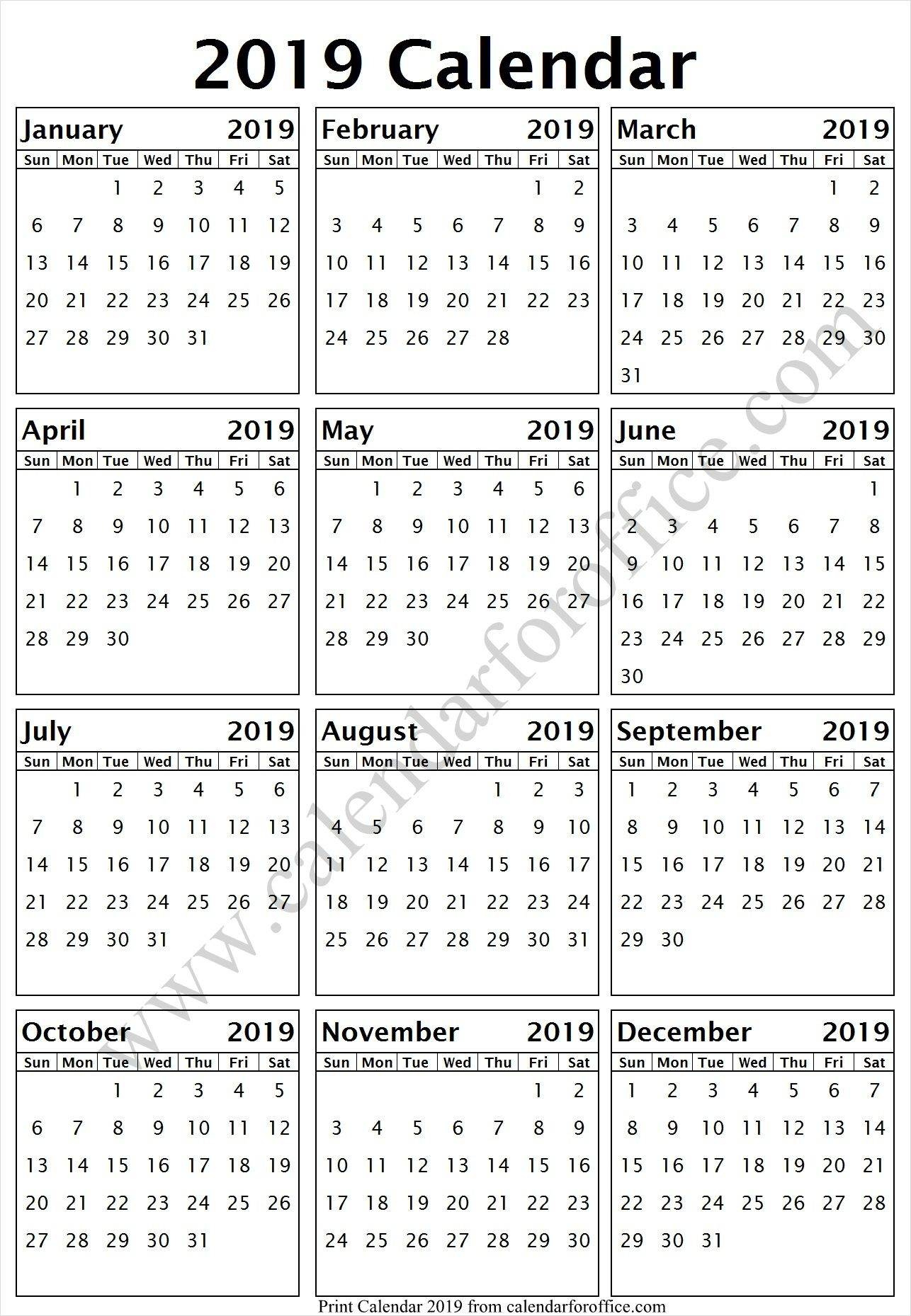 Day Of Year Calendar 2019 Day Calendar 2019 Sri Lanka | 2019 Yearly Calendar | Yearly