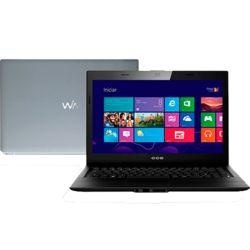 Notebook Cce Dual Core F40-30 14 Memoria Ram 4gb Hd De 500gb Gravador De Dvd Windows 8.1
