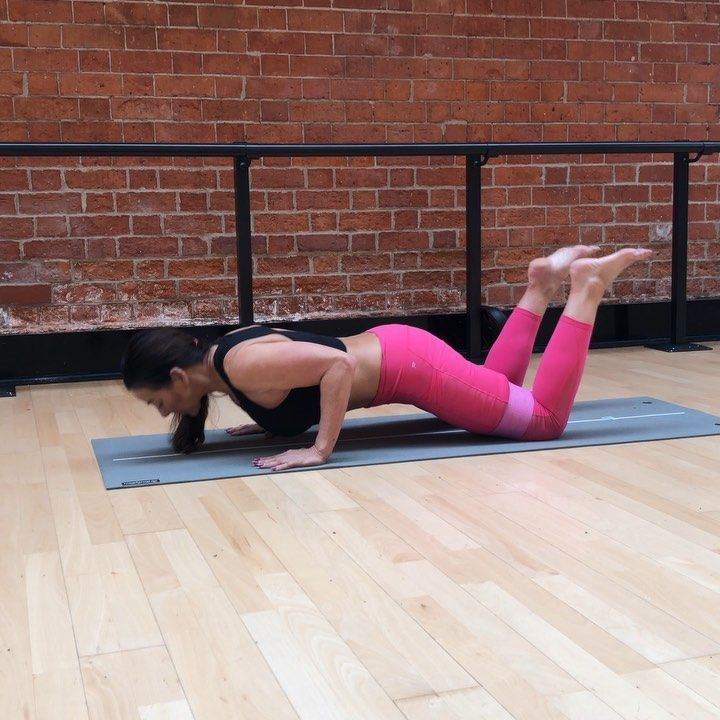 "Fitness Pilates - Courses on Instagram: ""Tricep press up to single arm reach using the Activation Band to stabilise the hips and pelvis  Important exercise for bone  Fitness Pilates - Courses on Instagram: ""Tricep press up to single arm reach using the Activation Band to stabilise the hips and pelvis  Important exercise for bone #pilatescourses"