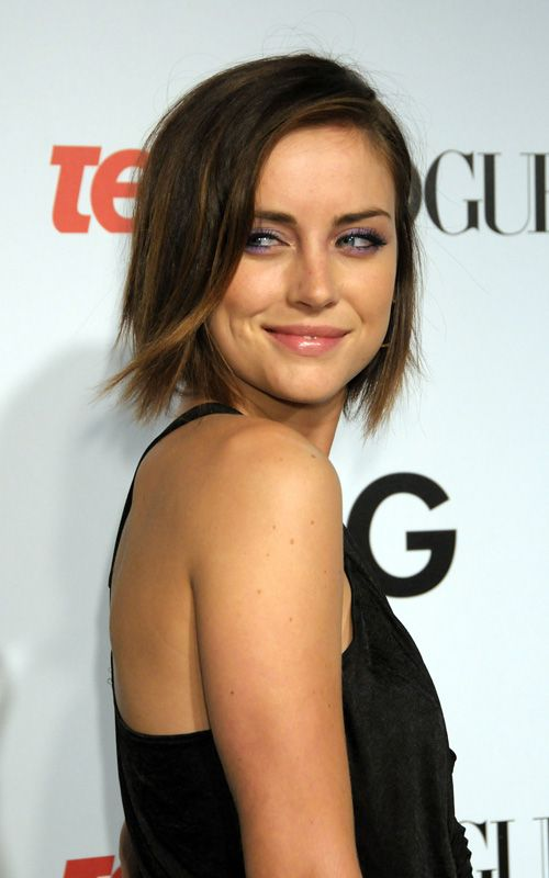 jessica stroup height