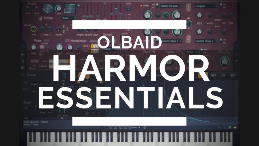100 FREE Harmor Presets Released By Olbaid | FLStudioMusic | 100