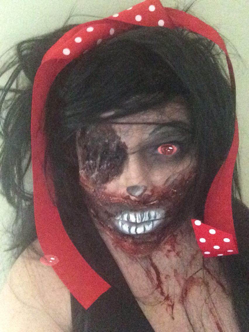 Zombie Minnie Mouse | Horror Makeup | Pinterest | Minnie ...