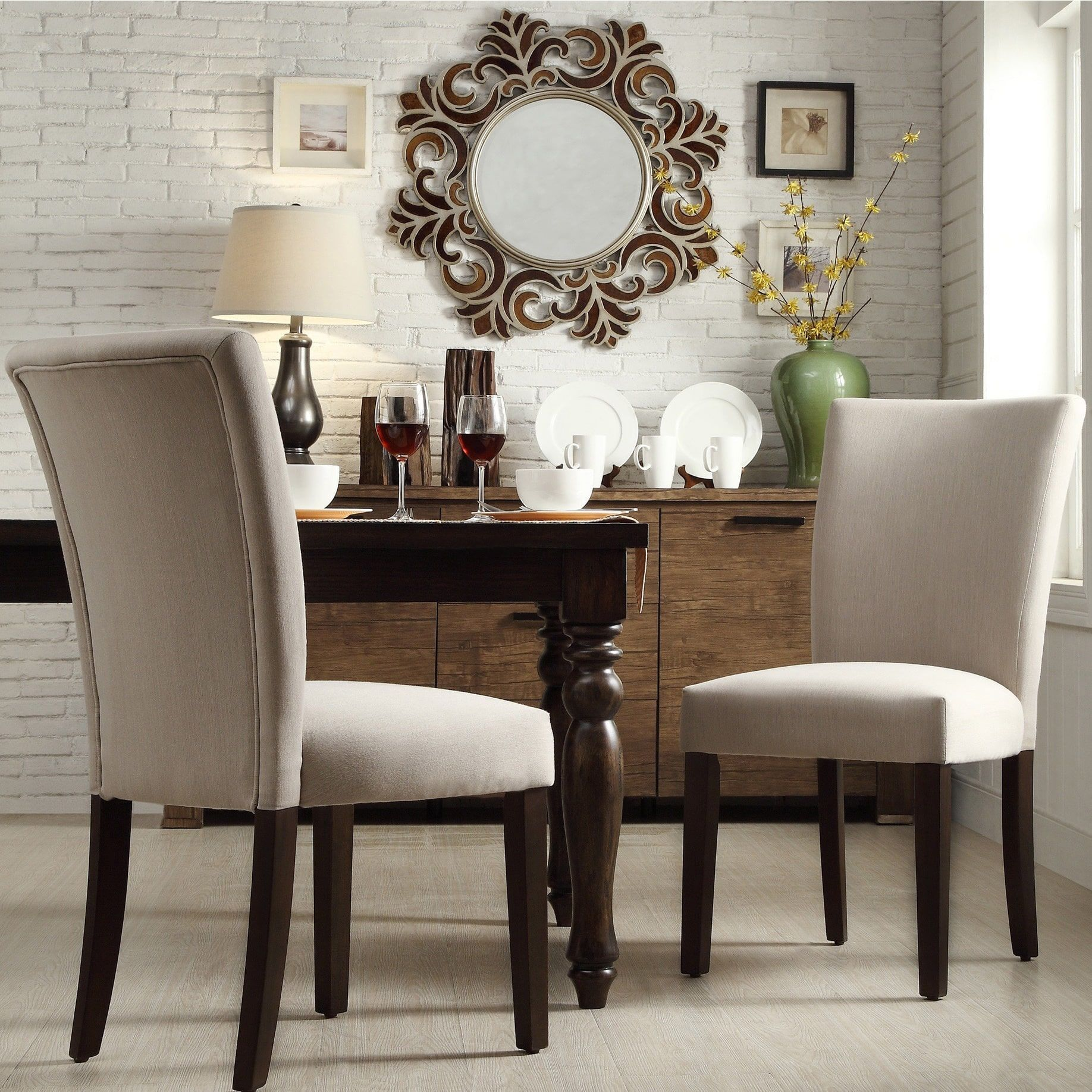 Catherine Parsons Dining Chair Set Of 2 By Inspire Q